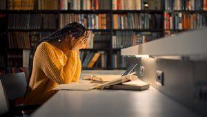Como manter a saúde mental na Faculdade